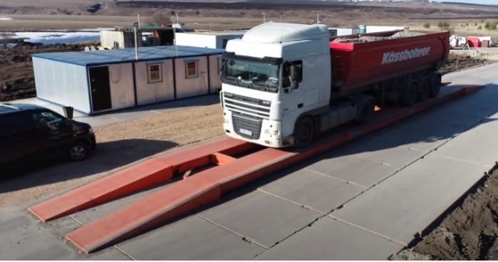 """卡車秤"""" Turan"""" - BTA Turan系列無地磅的優點"""