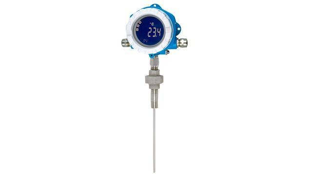 Temperature mesure Thermometres Transmetteurs - thermometre Pt100 RTD antideflagrant TMT142R