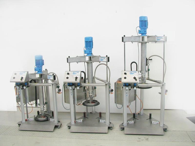 Hobbockentleerung ViscoMT-XS  - Behälterentleerung / ventilfreies Pumpensystem
