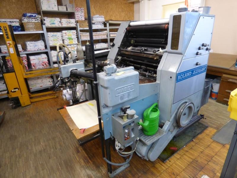 Roland Favorit RF Ob - Used Machine