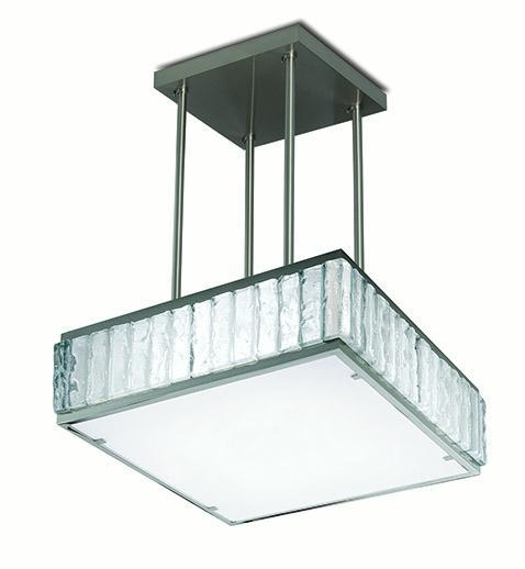 Square pendant light - Model 2060 A S
