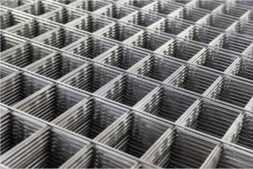 spot-welded wire mesh	 - spot-welded wire mesh