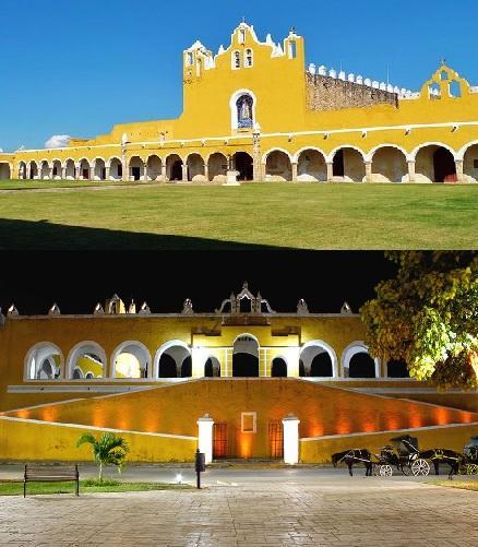 Izamal - La Ciudad de las Tres Culturas.