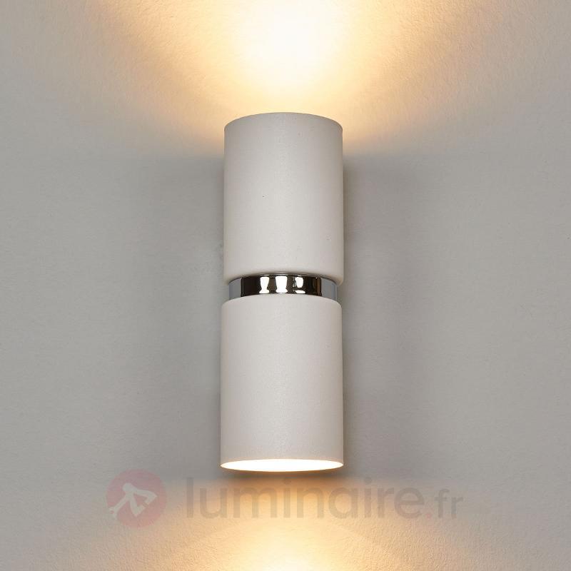 Suspension LED à deux têtes Passa - Appliques LED