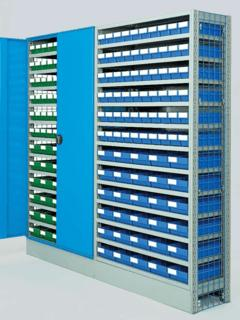 GSB system boxes - The perfect solution to sort and store small parts