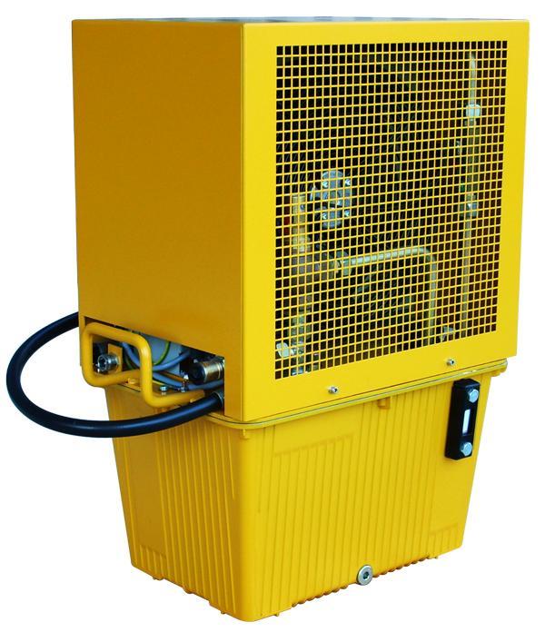 OACU4500 Baltograph - Mobile & Stationary
