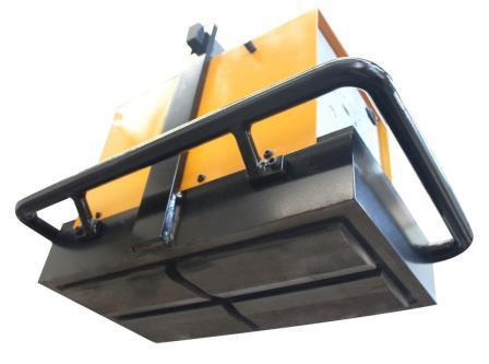 Electro Permanent Magnetic Lifter with battery - HBEP-5000