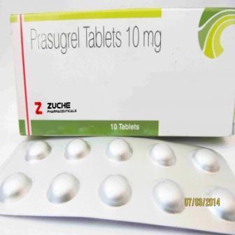 Prasugrel Tablets - Prasugrel Tablets