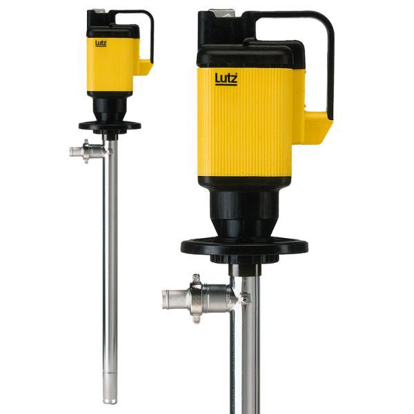 Drum pump HC with motor MA II 3 - Drum Pumps