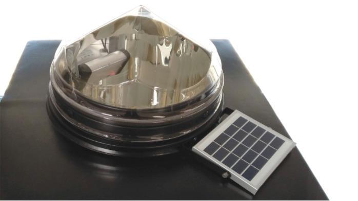 PERSA Chatron Sun Tunnel - Chatron - Solar Light Tube  - SUN PIPE – SUN TUNNEL -SOLAR LIGHT TUBE- PERSA - 24H FREE LIGHTING