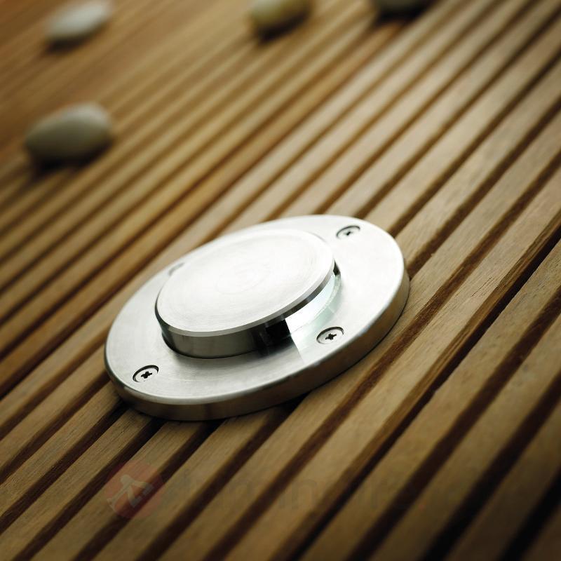 Spot Tilos LED encastrable sol économie d'énergie - Luminaires LED encastrés au sol