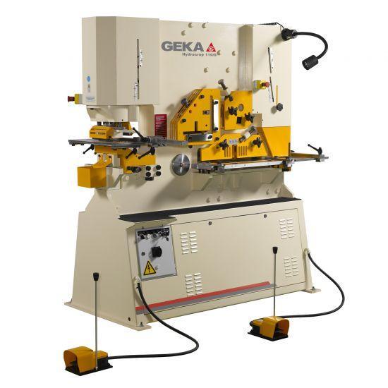 Geka Hydracrop 110S - Geka Hydracrop 110S Steelworker
