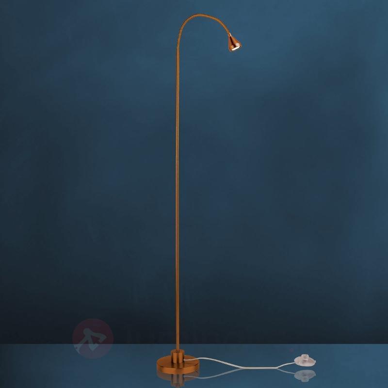 Lampadaire LED MINI antique - Lampadaires LED