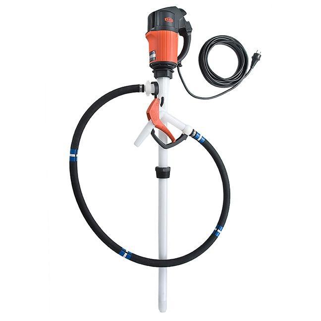 Pumpen-Set für konzentrierte Säuren -