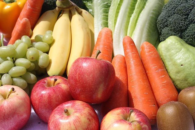 Fruits et légumes - produits frais et de transformations