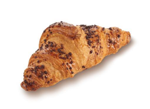 Croissant Royal with Nougat Filling - Croissants