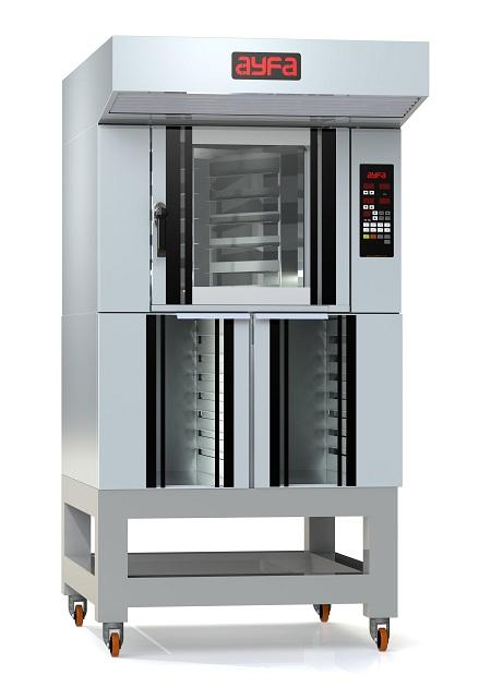 5 TRAY ROTATING CONVECTION OVEN