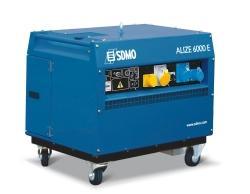 Groupes électrogènes - ALIZE 6000 E UK