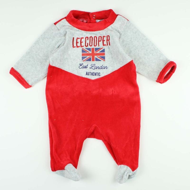 Fournisseur de Grenouillere Lee Cooper du 1 au 24 mois - Puériculture