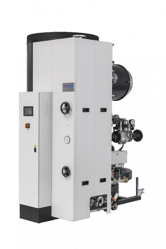 Caldeiras de vapor - Universal 500 - 1800 TC -