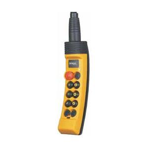 Botoneras de mando DST Demag - Manejo sencillo – mando seguro - Botoneras de mando DST Demag