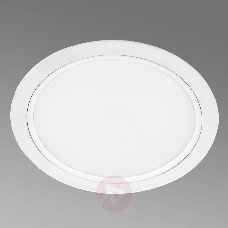 White Rastaban LED recessed light - Recessed Spotlights