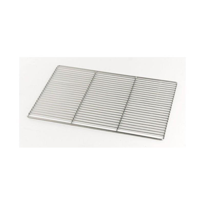GRILLE PLASTIFIEE EN 600 x 400 MM - Référence FGRILLE64