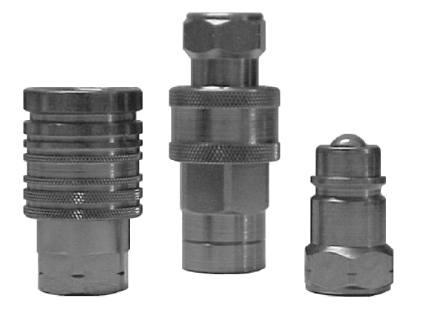 Hydraulic Couplings - null