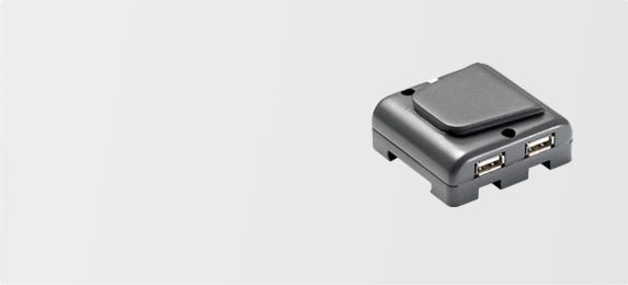 Accessoires - Prise USB