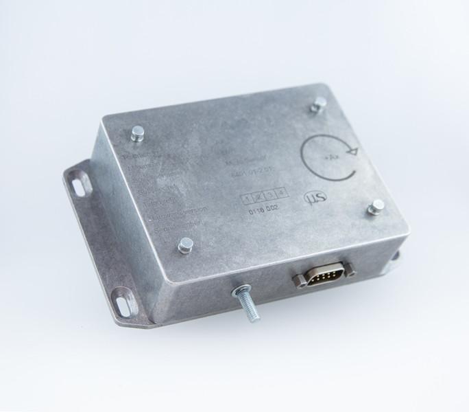 模拟转速传感器 CoriSENS - 用于铁路应用的模拟转速传感器 CoriSENS