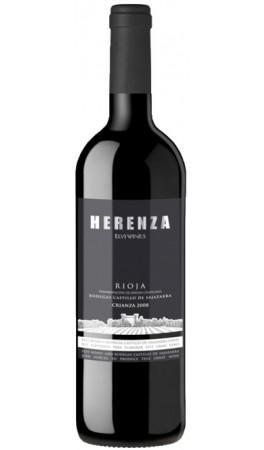 Kosher Herenza Crianza 2012 - Vino tinto kosher, DOCa Rioja