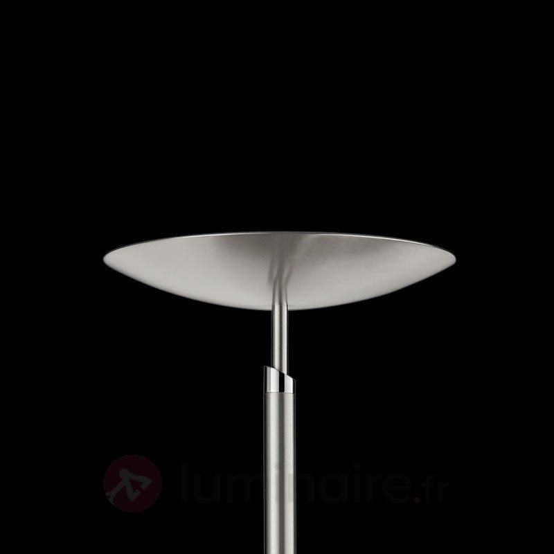 Lampadaire à éclairage indirect LED Nikolei - Lampadaires LED à éclairage indirect