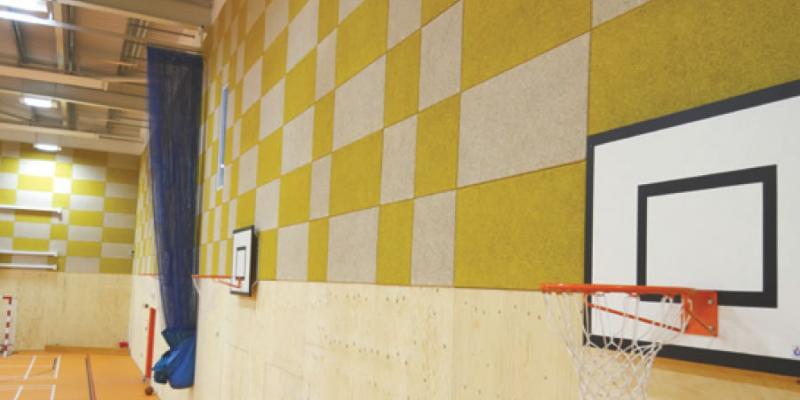 Acoustic panels - Toughsorba