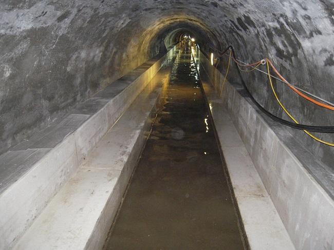 Uso del calor del agua residual en el alcantarillado - la canalización - oro bajo nuestros pie