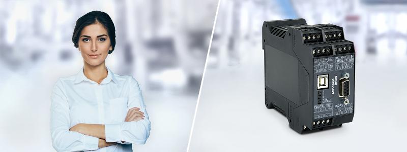 Prozesstransmitter PR 5211 - Wägeelektroniken