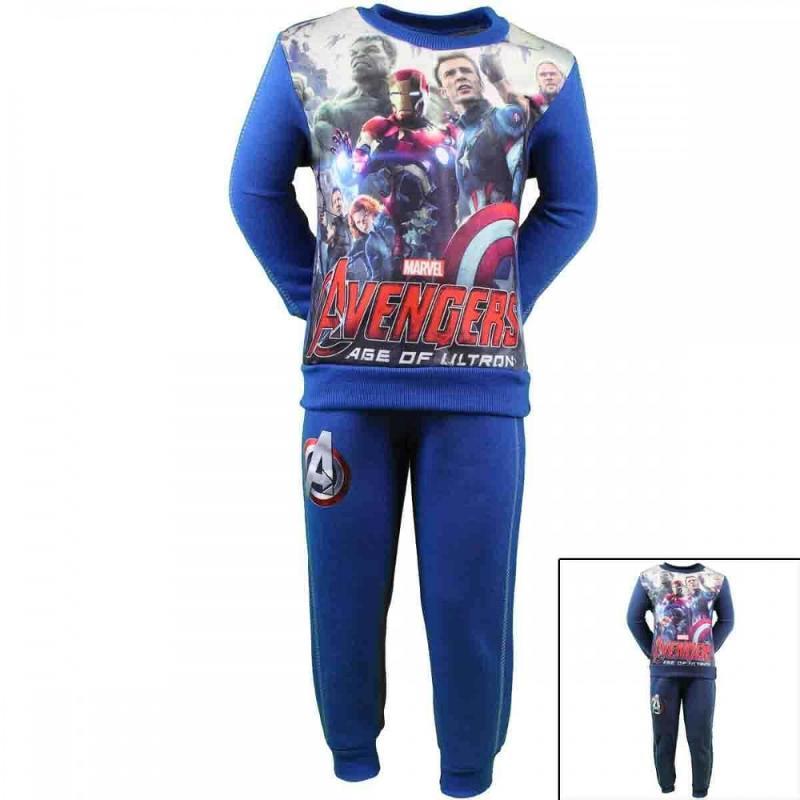 12x Joggings Avengers du 2 au 8 ans - Jogging et Survêtement