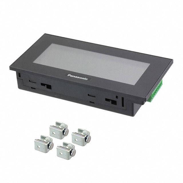 """HMI TOUCHSCREEN 4.6"""" MONOCHROME - Panasonic Industrial Automation Sales AIG12GQ12D"""