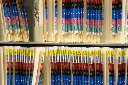 Rayonnage archives et bureau
