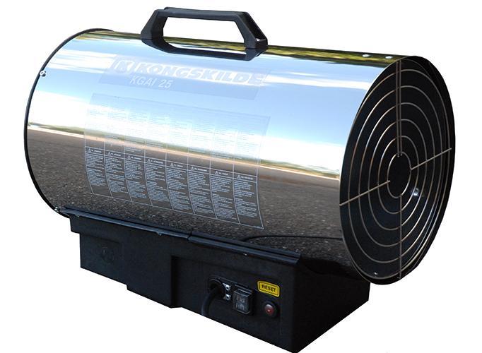 Appareils de chauffage gaz - KGAI - Chauffage - Génerateurs à air chaud