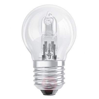 E14 25 W half mirror bulb, gold, warm white - light-bulbs