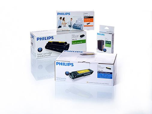 Original Philips supplies and spare parts -