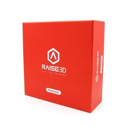 PLA prémium Raise 3D - Filament prémium pour imprimante  3D Raise