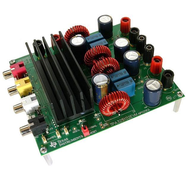 EVAL BOARD FOR TPA3251D2 - Texas Instruments TPA3251D2EVM