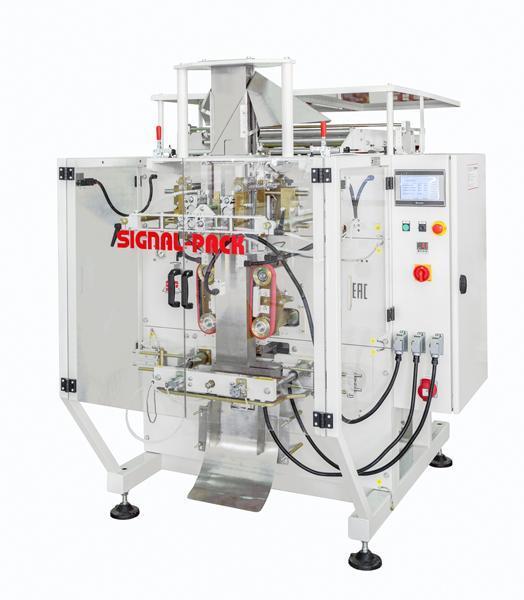 Vertical packaging machine М3A (M3AS) - VERTICAL PACKAGING MACHINES