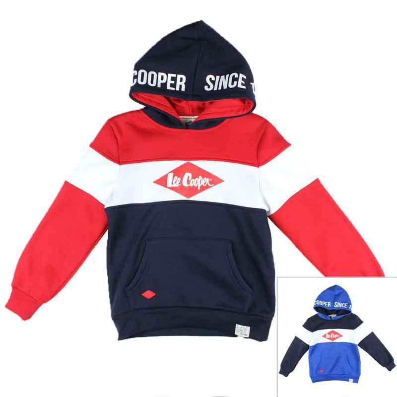Großhandel kind Sweat Lee Cooper - Sweat und Pullover und Jacke
