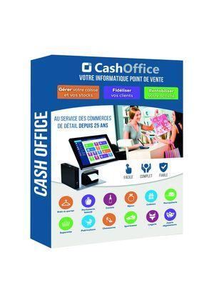 Cash Office  - Logiciel de Gestion Point de vente