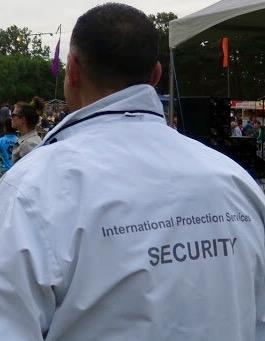 Events/Nightclub Security Services -