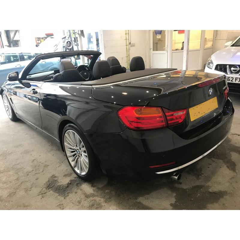 Bmw 420d Luxury - Véhicules et engins