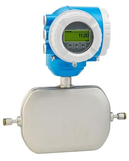 Proline Promass A 300 Misuratore di portata Coriolis - Misuratore di portata accurato con tubo singolo per piccole portate