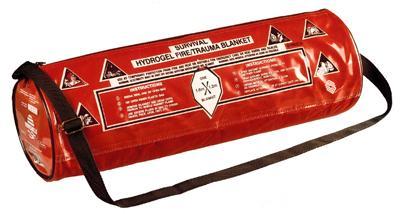 120X160CM BURN BLANKET - First Aid Covers